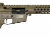 One of our 308 Death Dealers coated in Flat Dark Earth.