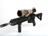 Bacon Maker AR-15 Baller with Trijicon ACOG and CNVD-LR Night Vision