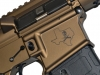 Bacon Maker AR-15 lower receiver with Underground Arms Logo in the State of Texas