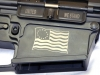 Death Dealer .308 lower receiver with Betsy Ross Flag inscription